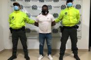 El hombre fue identificado como Edwin Orlando Guerra Rosado