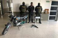 Enviado a la cárcel San Sebastián de Ternera