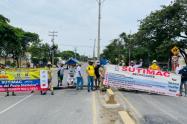 Movilizaciones en Cartagena