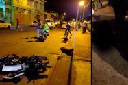 Los dos hombres fallecieron en clínicas de la ciudad