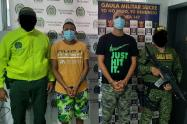 Por el delito de hurto calificado y gravado, policía  en Sucre captura al 'Guasón y al 'Daniel'