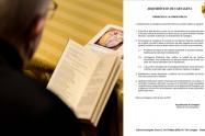 La Iglesia, procedió a aplicar el protocolo que debe seguirse en estos casos