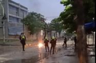 Captura de pantalla de video.