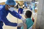 Vacunación covid-19 en Cartagena