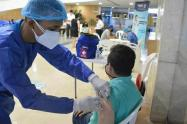 Vacunación a mayores de 35 años