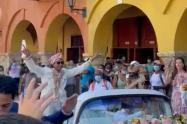 Alcaldia de Cartagena estudia sanciones a empresa que realizó boda hindú, por violar medidas