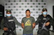 Cayó Alias 'Mono Loco' presunto integrante del Clan del Golfo en Sucre