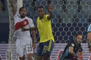 Yerry Mina, Selección Colombia