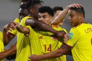 Colombia vs Uruguay, Copa América 2021