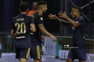 Edwin Cardona y Sebastián Villa; Boca Juniors.
