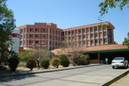 Hospital Rosario Pumarejo de López en Valledupar