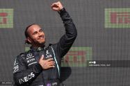 Lewis Hamilton, piloto de la F1