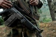 Grupos armados al margen de la ley