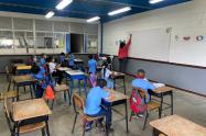 Estudiantes regresaran a las aulas a partir del 9 de agosto