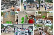 Comisión de la Verdad acompaña a madres en actos de conmemoración de los 14 años de la desaparición de 11 jóvenes de Sucre