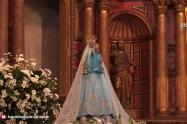 Los 35 años de la Coronación Pontificia de la Virgen de la Candelaria