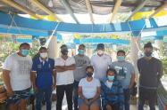 6 días cumplen los jóvenes en huelga de hambre