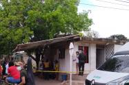 Los hechos ocurrieron en el barrio La Loma