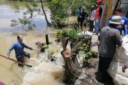 En los municipios de San Jacinto del Cauca, Cantagallo, Achí y Montecristo, fue declarada calamidad pública.