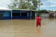 Desbordamiento del Rio Cauca