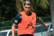 Teófilo Gutiérrez en Deportivo Cali