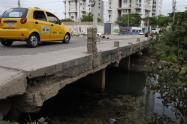 Puente Benjamín Herrera, Cartagena
