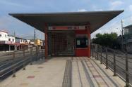 Estación de Transmetro
