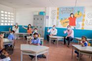 Departamento retoma facultades en el sector de la educación