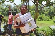 Los procudoores de Lorica reclaman ayudas