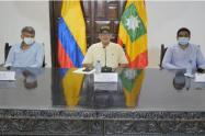 Alcalde se pronuncia sobre paro de taxistas
