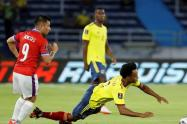 Colombia vence a Chile en Barranquilla