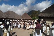Comunidad Arhuaca