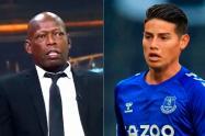 James Rodríguez hoy, Faustino Asprilla, Everton, Selección Colombia noticias