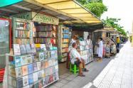 libreros en Cartagena