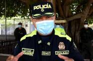Comandante (e) de la Policía Metropolitana de Cartagena