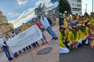 En la Plaza de la Trinidad hoy a las 3:00 p.m Acto de Paz y Reconciliación
