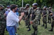 Más de 600 hombres patrullan las calles de Barranquilla tras ola de inseguridad