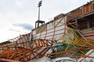Afaectaciones por un vendaval en varios municipios de Córdoba