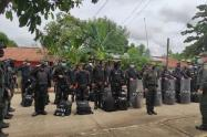 Con normalidad inician elecciones atípicas en Margarita, Bolívar. Más de 100 policías custodian la jornada electoral