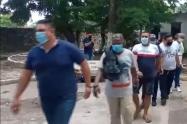 Capturan a ocho personas por tráfico de cocaína desde el Puerto de Barranquilla