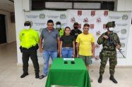 ¨Presentaban anotaciones por los delitos de hurto, fabricación, tráfico y porte de armas de fuego