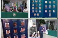 La Policía Nacional,gobernación y demás autoridades lanzan: dos carteles mas buscados en Sucre