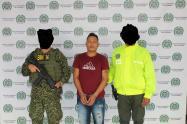 Policía  capturó a Alias 'Oscar' presunto cabecilla del Clan del Golfo en Sucre
