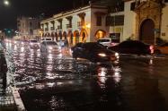 Plan de drenajes pluviales