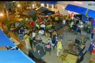 Robo en una plazoleta del sector turístico enciende las alarmas en Cartagena