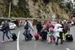 Población migrante en Colombia