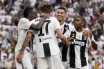 Juventus derrotó a la Lazio en la segunda jornada de la Serie A