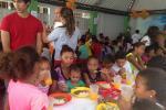 Se estima que en 10 días los más de 80 mil estudiantes inicien a recibir su ración diaria de alimentos