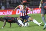 Teófilo Gutiérrez, en la final del fútbol colombiano