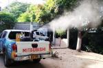 Secretaría de Salud, Santa Marta, Caso dengue